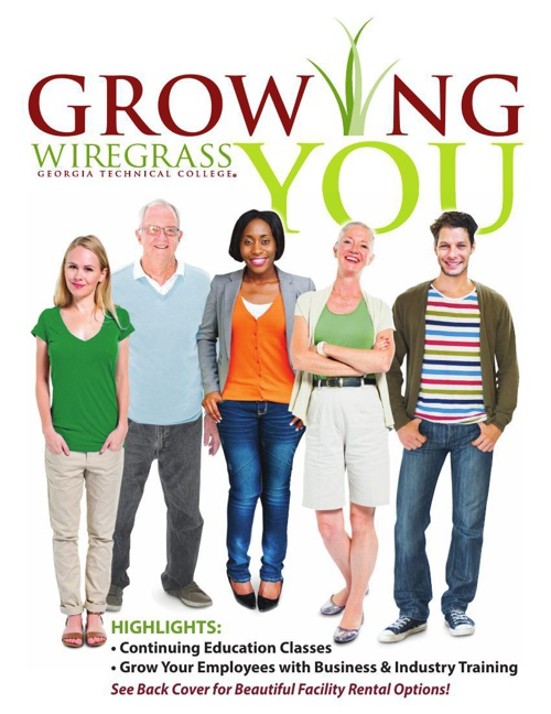 Wiregrass Growing You Publication