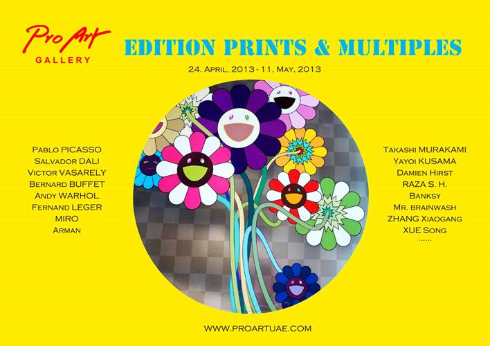 "PROART : ""Editions: Prints & Multiples"" Exhibition"