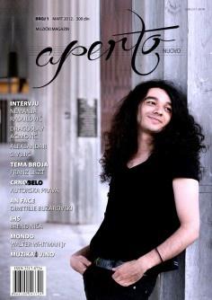 "Muzicki magazin ""aperto nuovo"" broj 1"