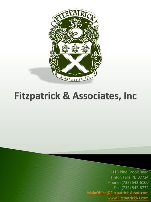 Fitzpatrick & Associates Inc