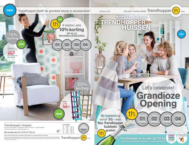 Opening Trendhopper Huissen
