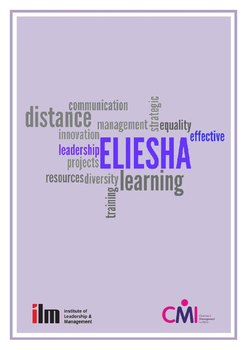 2013 Prospectus - Eliesha Distance Learning College