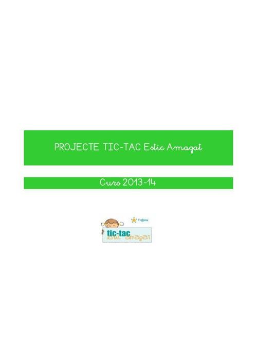 Protocol Tic-Tac 13 -14