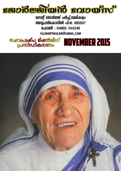 Georgian Voice November Edition