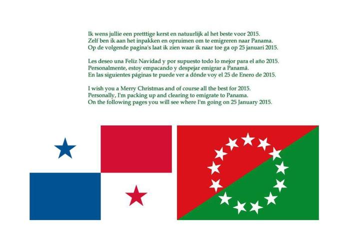 Kerst- & Nieuwjaarskaart 2014