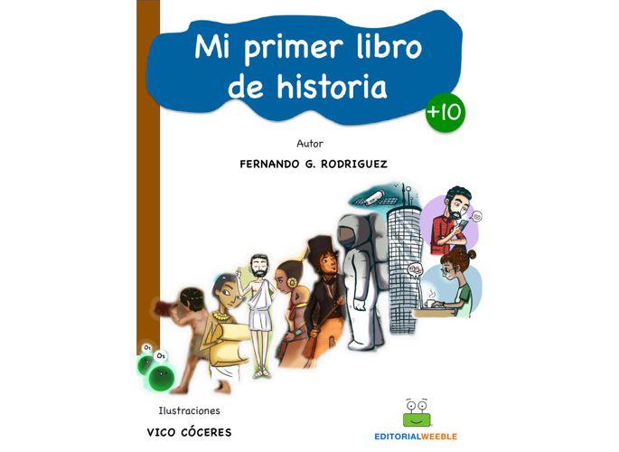 Mi primer libro de Historia