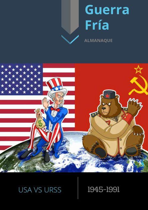 Guerra fría - Almanaque parte 1