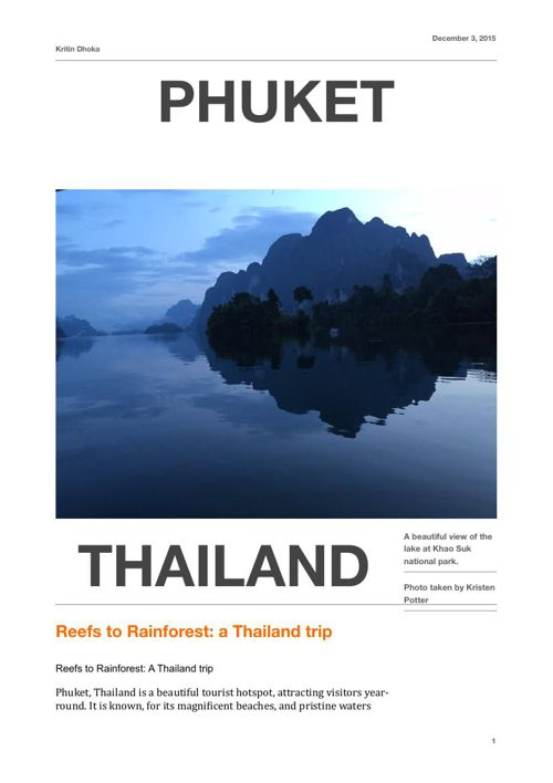 KritinD35429_Thailand Travel Article