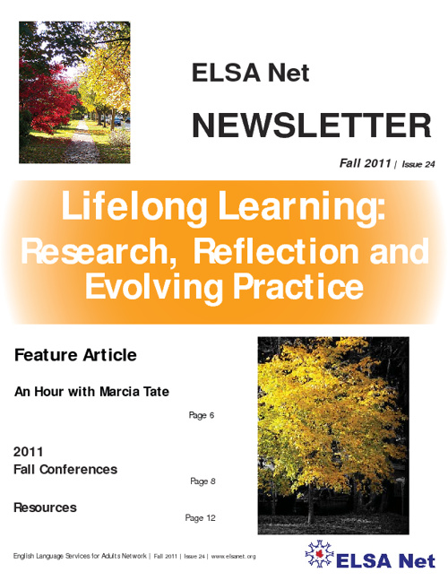 ELSA Net Fall/Winter 2011 Newsletter - Conference Reviews