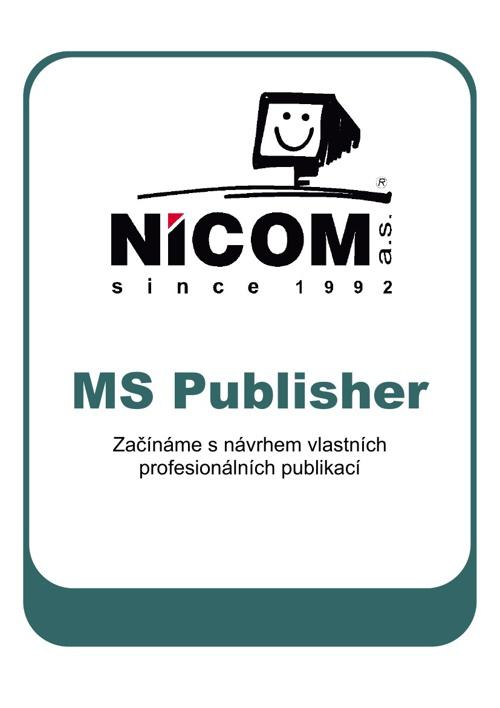 Začínáme s návrhem vlastních profesionálních publikací