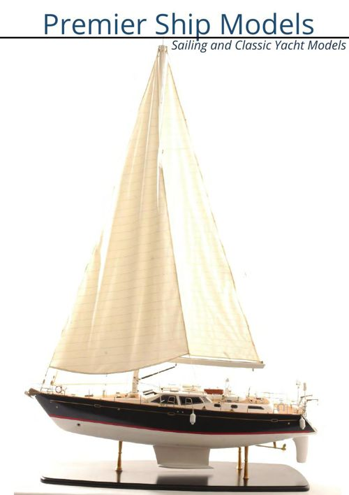 Sailing and Classic Yacht Models