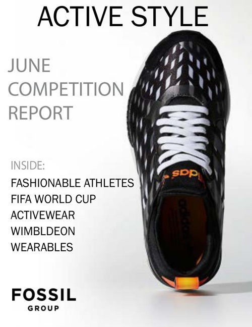 June 2014 Competition Report