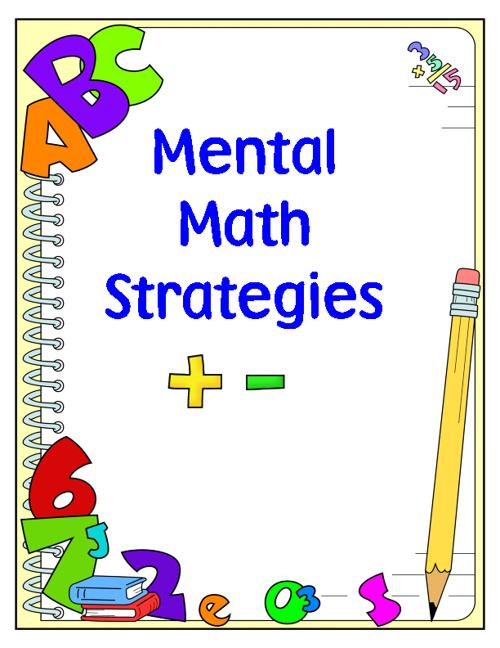 Mental Math Strategies