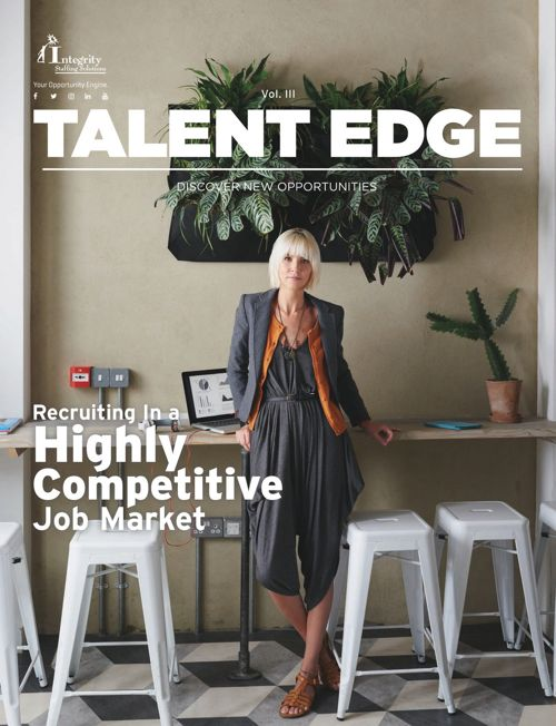 The Talent Edge-Vol-III