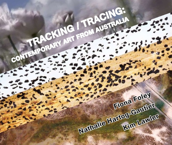TRACKING / TRACING: Contemporary art from Australia
