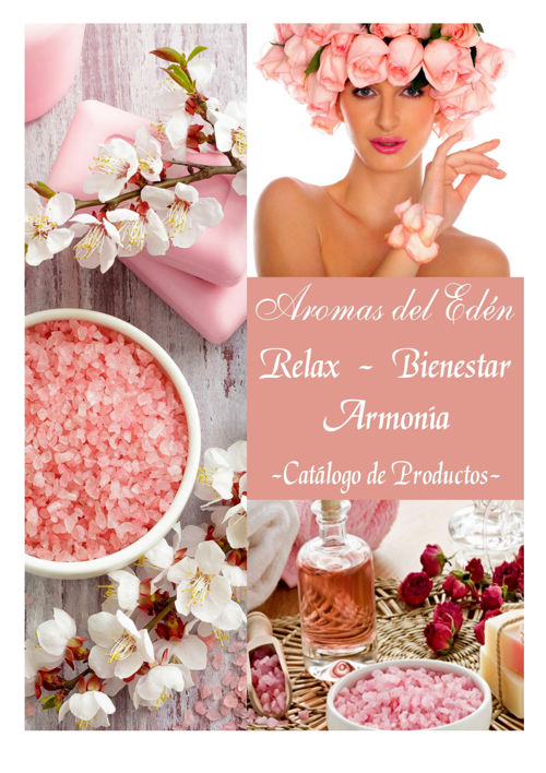 Aromas del Edén  -  Catálogo de Productos