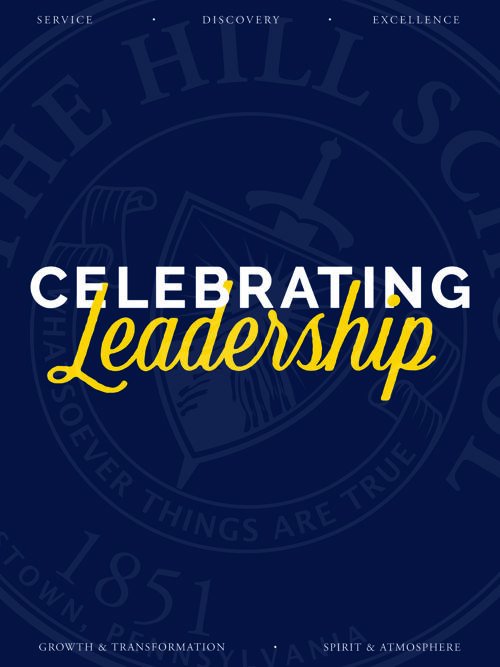 Celebrating Leadership