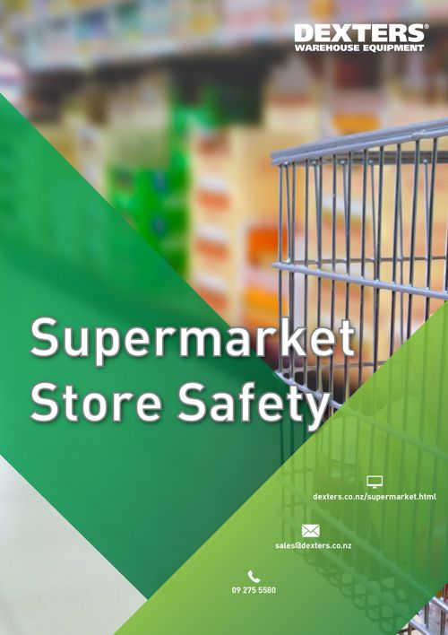 Supermarket store