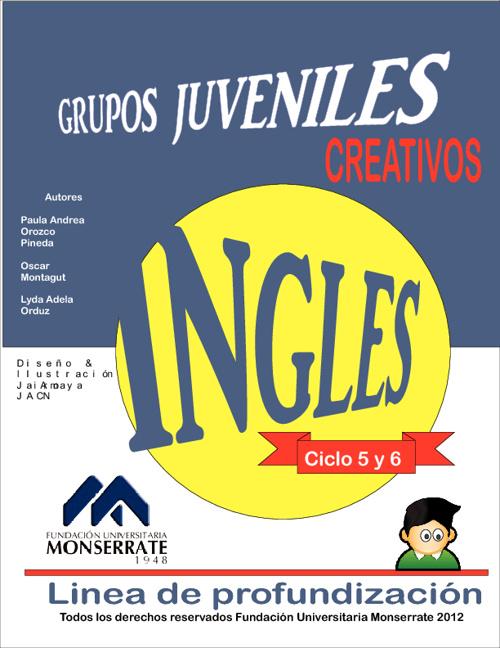 Guías Juveniles Creativas N° 6 a N° 12
