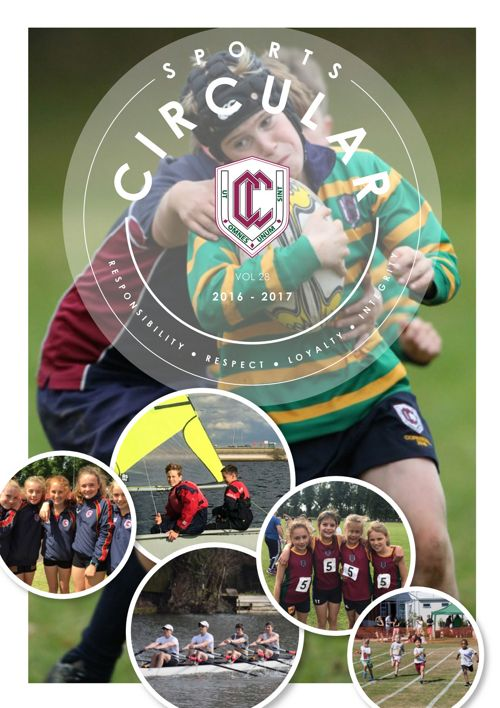 Claires Court Sports Circular 2016-17
