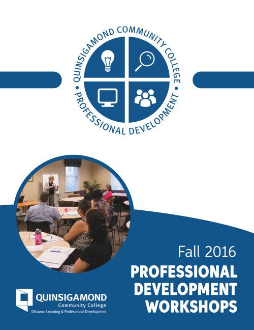 Professional Development Catalog F