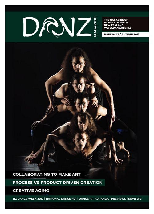 DANZ Magazine Issue 47