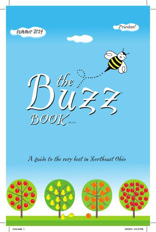The Buzz Book NE, LLC, Summer 2014