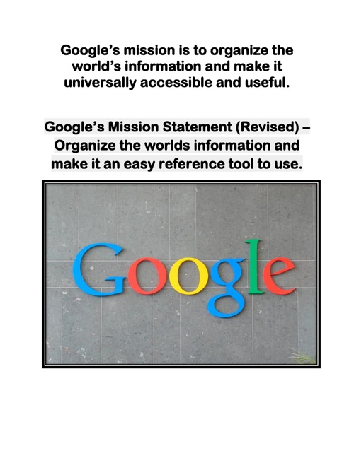 ValdezMartinez Mission Statement
