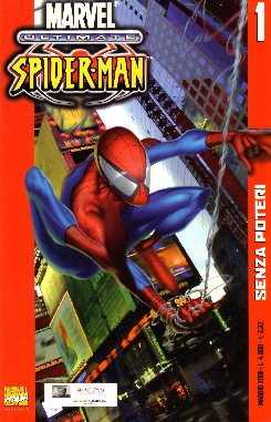 Spiderman Ultimate #01