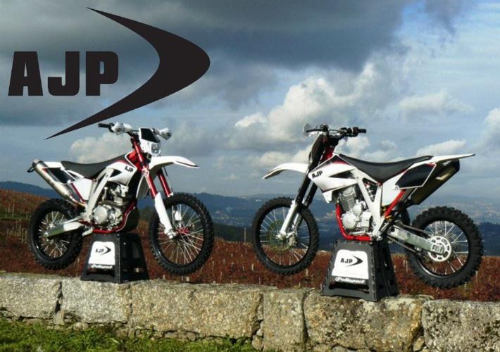 AJP modelová řada 2013 preview