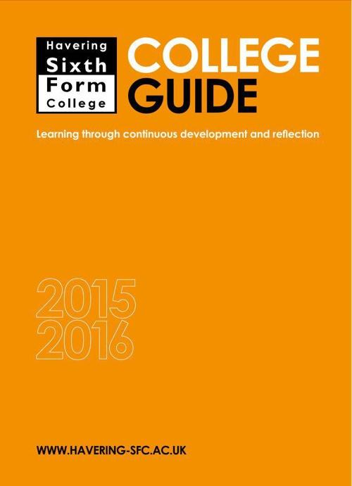 Course Guide 2015-16