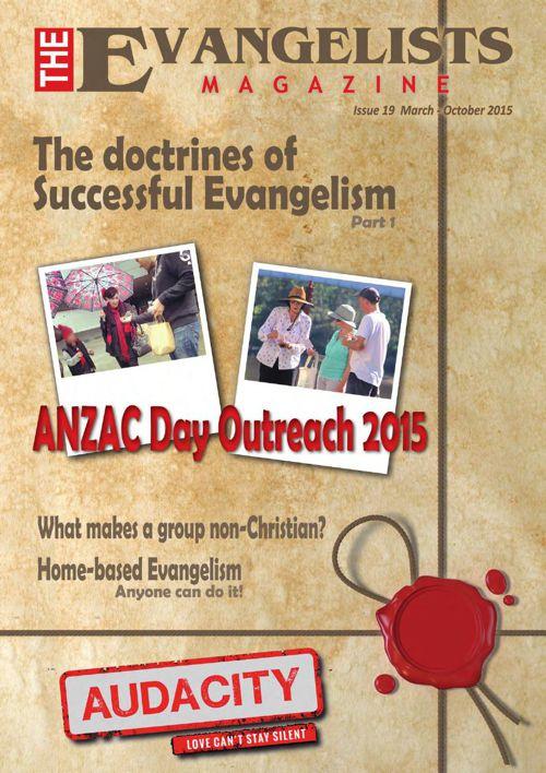 The Evangelists Magazine Issue 19
