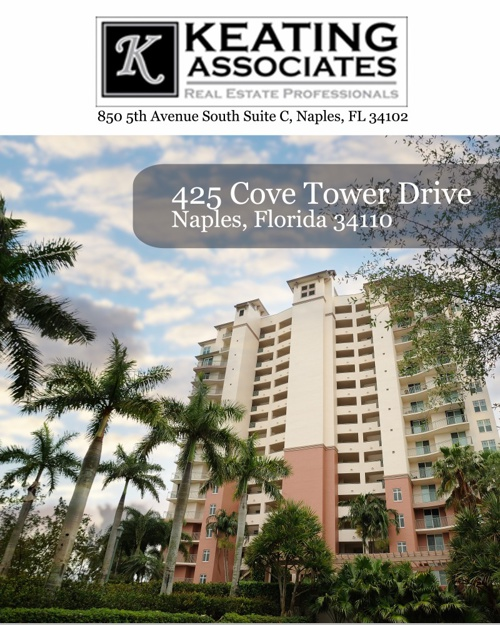 425 Cove Tower Dr by Peggy Garrity