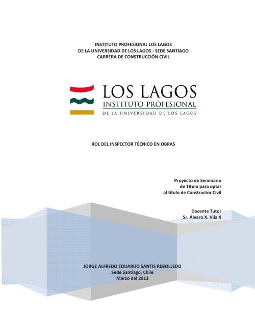 02.03.2013-Rol del ITO - Construccion Civil