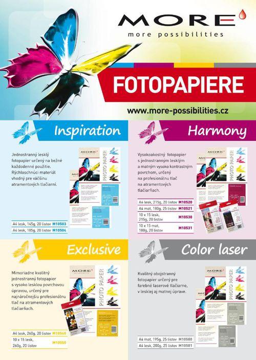 Letak fotopapiry SK