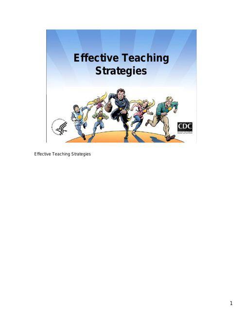 effective_teaching_strategies