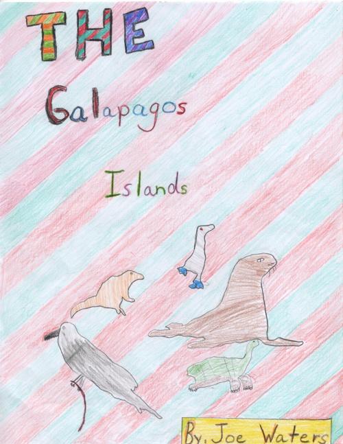 Joe Waters Galapagos Islands Ebook