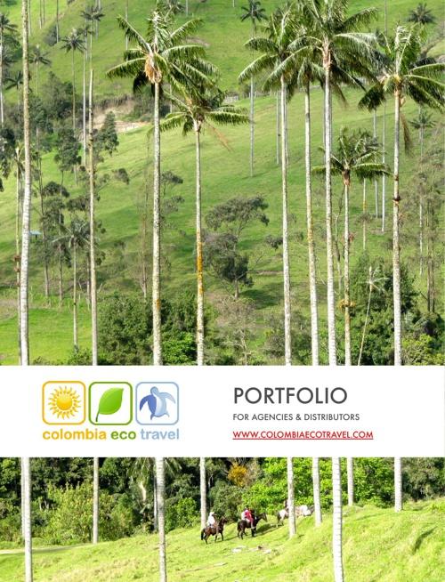 Colombia Eco Travel Portfolio