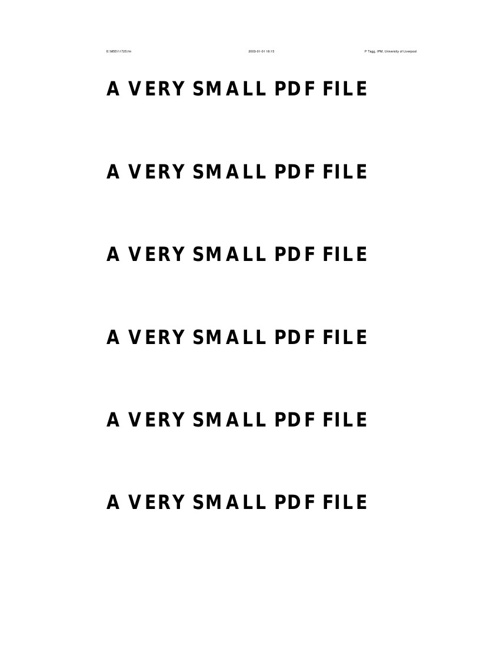 Copy (3) of small test's