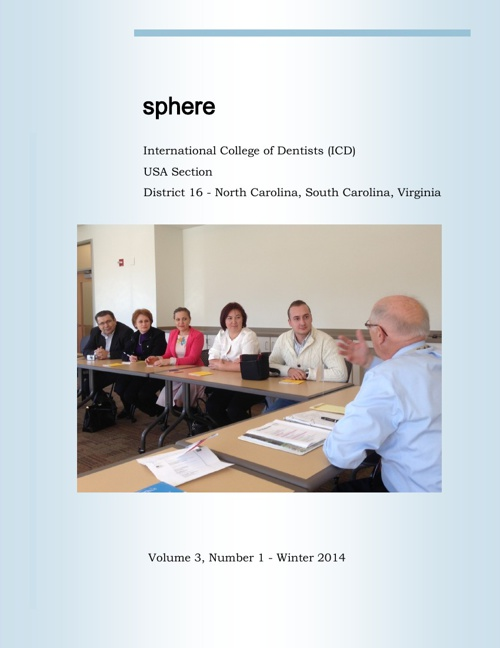 sphere Winter 2014