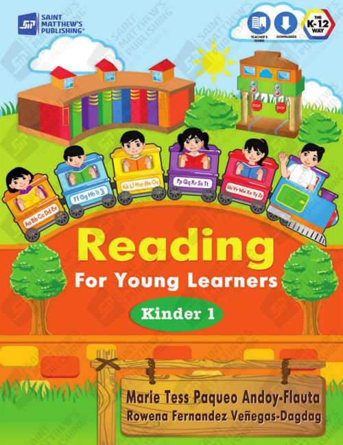 Reading for Young Learners - Kinder 1