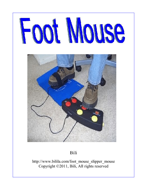 Foot Mouse