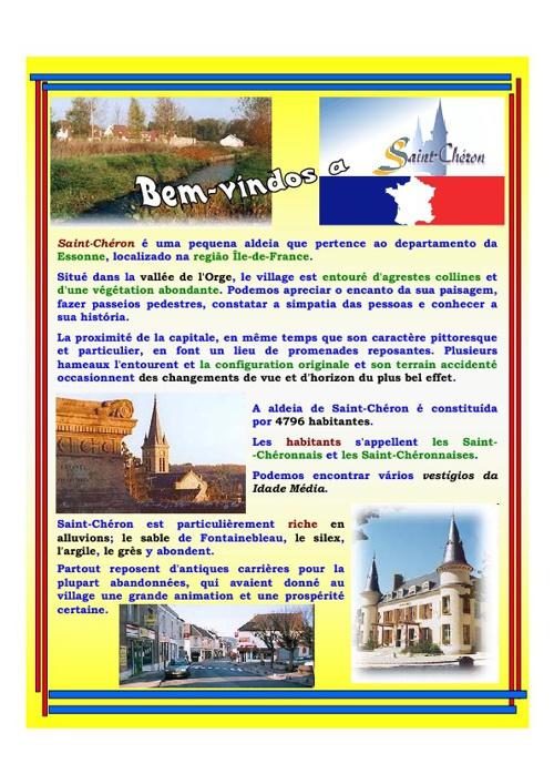 Viagem a Paris - CM2 B