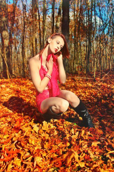 Boudoir In The Woods -Laura Love