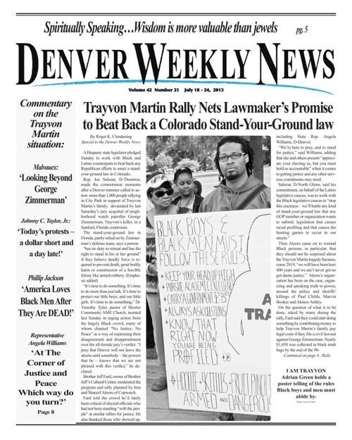 Denver Weekly News