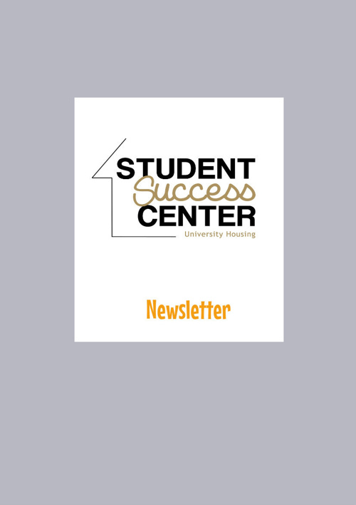 Student Success Newsletter Vol.4