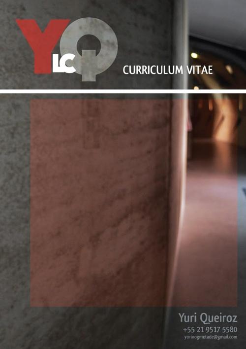 Concept Curriculum Vitae - Yuri Queiroz