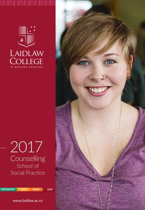 Laidlaw College - Counselling Handbook 2017