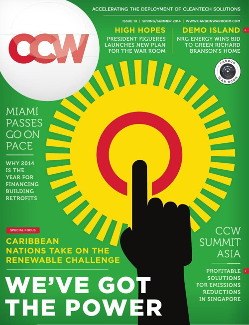 Creating Climate Wealth Magazine - Issue Ten