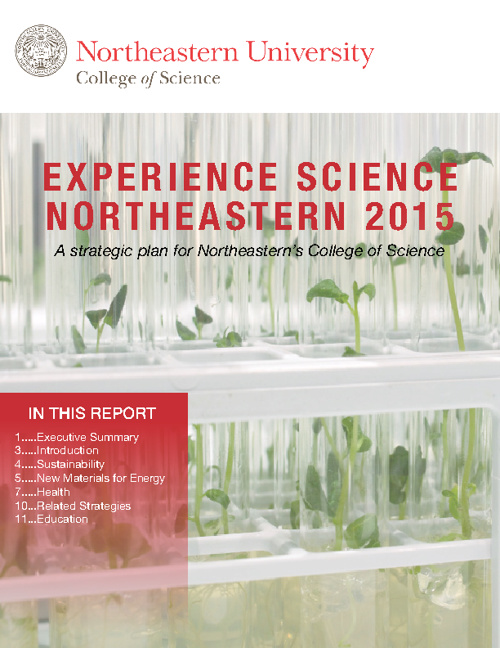 Northeastern University College of Science Strategic Plan
